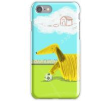 Football Dog iPhone Case/Skin