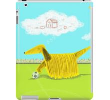 Football Dog iPad Case/Skin
