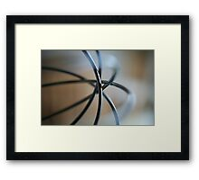 Lets Whisk Things Up A Bit Framed Print