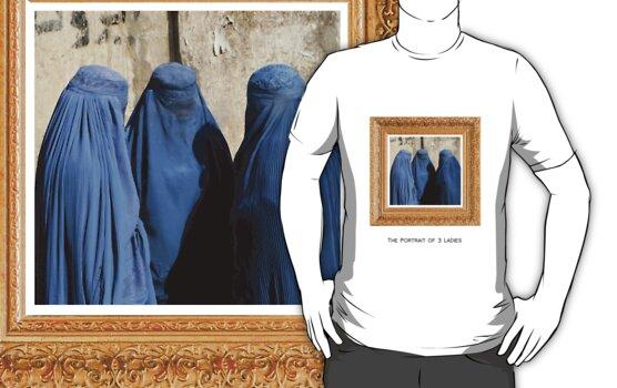 The Portrait of 3 Ladies by thetea