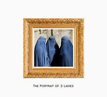 The Portrait of 3 Ladies Unisex T-Shirt