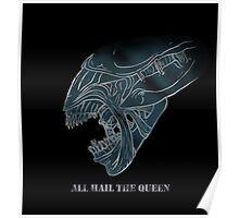 Xenomorph Queen Poster