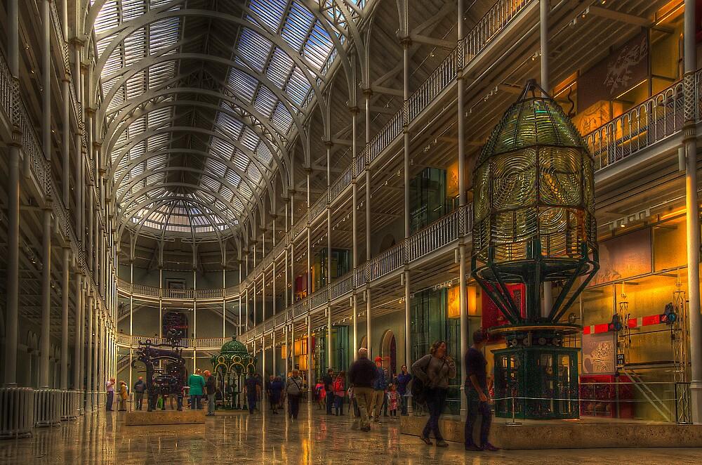 Edinburgh Museum  by Don Alexander Lumsden (Echo7)
