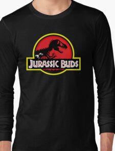 Jurassic Buds (red) Long Sleeve T-Shirt