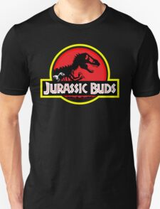 Jurassic Buds (red) T-Shirt