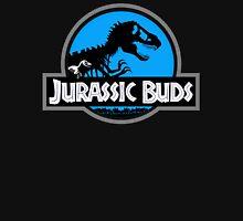 Jurassic Buds (blue) Unisex T-Shirt
