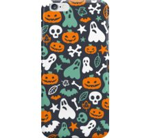 Cute Halloween Pattern iPhone Case/Skin