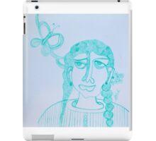 Few Blue Desires  iPad Case/Skin