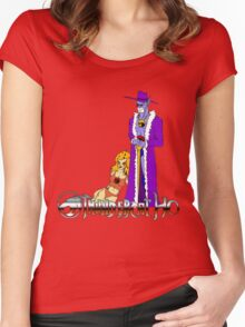 Thundercat, Ho! Women's Fitted Scoop T-Shirt