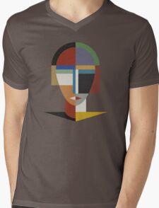 WOMAN AND WOMEN Mens V-Neck T-Shirt
