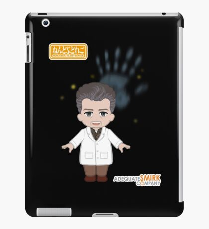 Walter Bishop NendoBootleg iPad Case/Skin