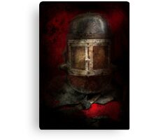 Fireman - The Mask Canvas Print
