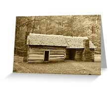 Dogtrot Greeting Card
