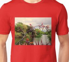 The River (O0615tr) Unisex T-Shirt
