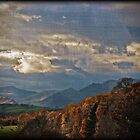 Lakeland in Autumn by almaalice