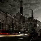 Lots Road Power Station by Chris Luneburg