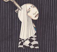 Locked in Wonderland by Esther Green