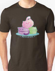 Cute Kitty Cat Macarons T-Shirt