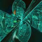 Green machine by Britta Döll
