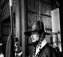 Korean Guard by tom2u455