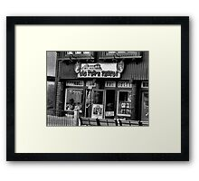 Gatlinburg, Tennessee Series, #5... The Old Timey Photo Shop, 4th Picture  Framed Print