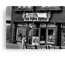 Gatlinburg, Tennessee Series, #5... The Old Timey Photo Shop, 4th Picture  Canvas Print