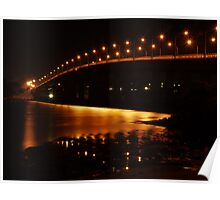 Captain Cook Bridge Poster