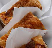 Egg Bacon & Truffle Pie by Janie. D