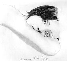 Christina Ricci by Kim Feenstra (not the model)