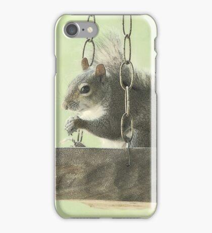 Bird Feeder? iPhone Case/Skin