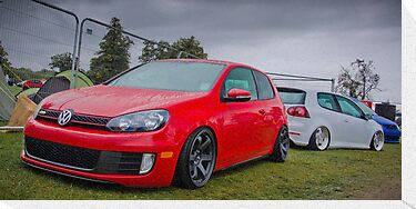 MK6 Golf GTD & MK5 Golf by Adam Kennedy