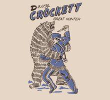 Davey Crockett by Joby Cummings