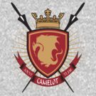 Camelot Jousting Team - Merlin by rexraygun