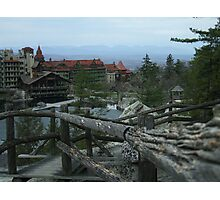 Mohonk Mountain House Photographic Print