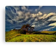 dramatic landscape Canvas Print