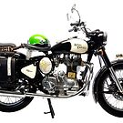 1964 Royal Enfield by Old Delhi Motorcyles by olddelhimotors
