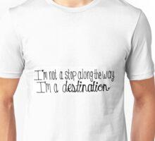 Blair Waldorf Quote Unisex T-Shirt