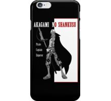 Scarface / Shanks / One Piece iPhone Case/Skin