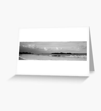Drumnacraig Strand in Donegal, Ireland Greeting Card