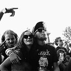 stoner crowd by dreikelvin