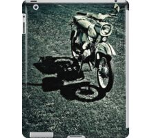 Schwalbe of the manufacturer Simson - Study 3 iPad Case/Skin