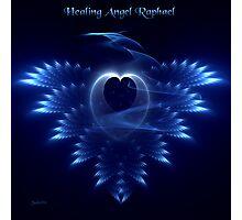 Healing Angel - Raphael Photographic Print