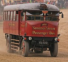 GDSF 2015 - Sentinel Steam Bus 'Martha' by RedHillDigital