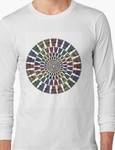 Mandalek Meditations Long Sleeve T-Shirt