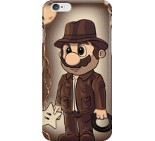 Plumbers of the lost star iPhone Case/Skin
