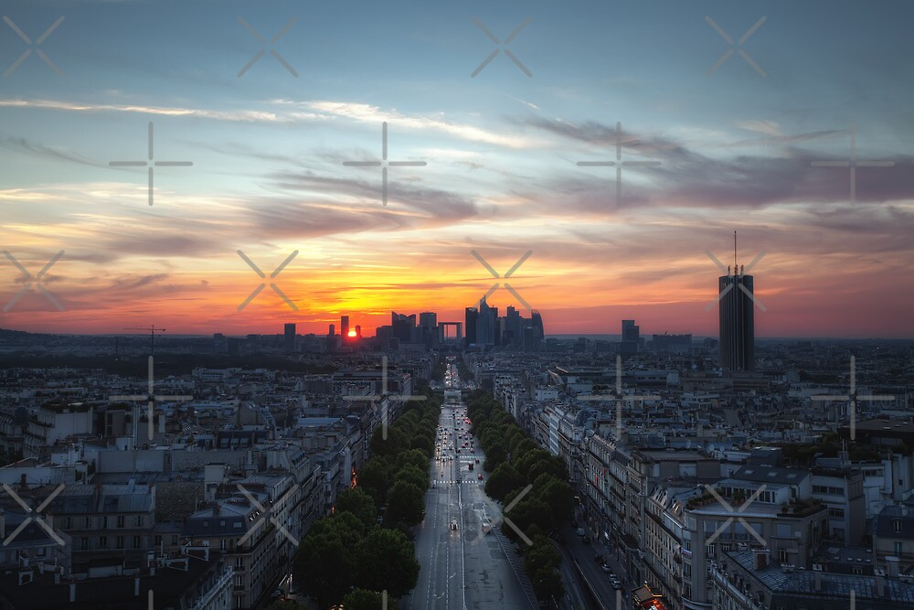 La Défense by Conor MacNeill