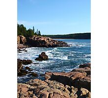 Landscape Photography - Acadia 10 Photographic Print