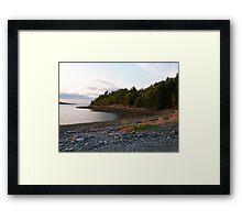 Landscape Photography - Acadia 15 Framed Print