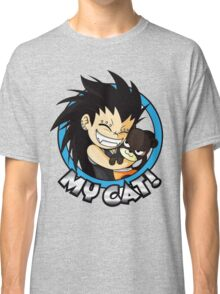 Gajeel - My Cat  Classic T-Shirt