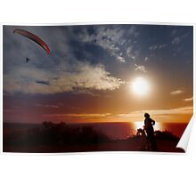 Sellicks Gliders Poster